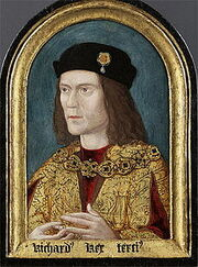 230px-Richard III earliest surviving portrait