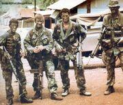 Vietnam War Australian SASR