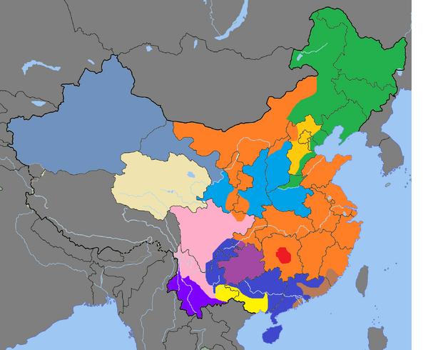 Mandate of Heaven Base Map