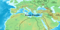 Roman Empire in 1900 AUC (Superpowers)