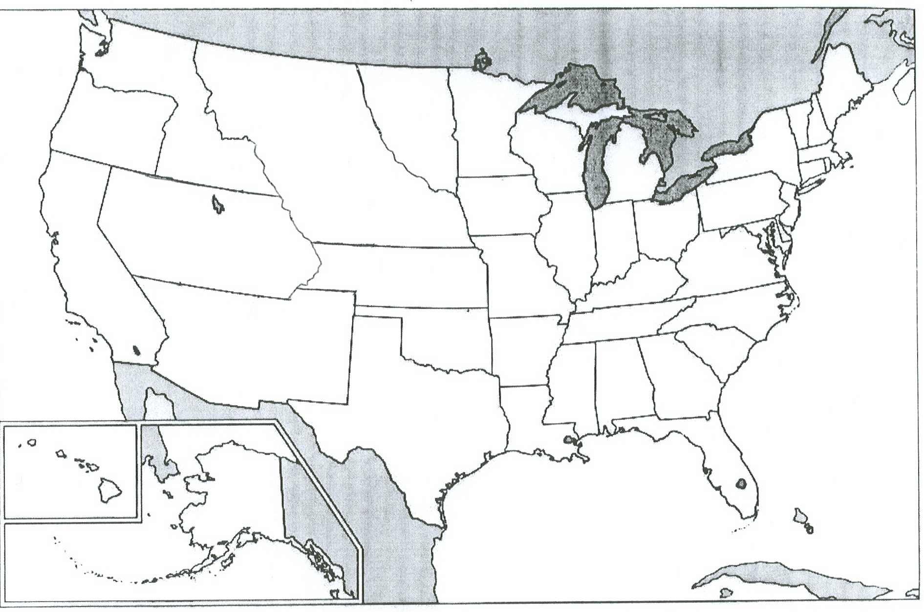 FileBlankMapUSAstatesPNG Wikimedia Commons United States Of USA - Blank us weather map
