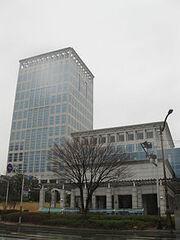 220px-Busan city office Korea 20090222