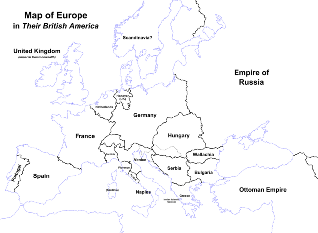 File:Map of Europe (Their British America).png