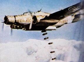 Italian bombing of Greece