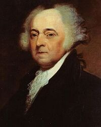 225px-US Navy 031029-N-6236G-001 A painting of President John Adams (1735-1826), 2nd president of the United States, by Asher B Durand (1767-1845)-crop