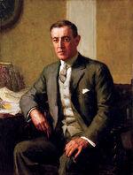 453px-Woodrow Wilson by Thomas
