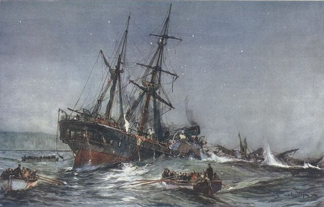 File:The Wreck of the Birkenhead.jpg