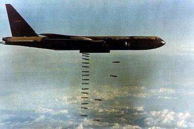 Heavy Japanese Bomber