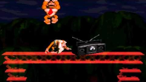 Donkey Kong Country Intro