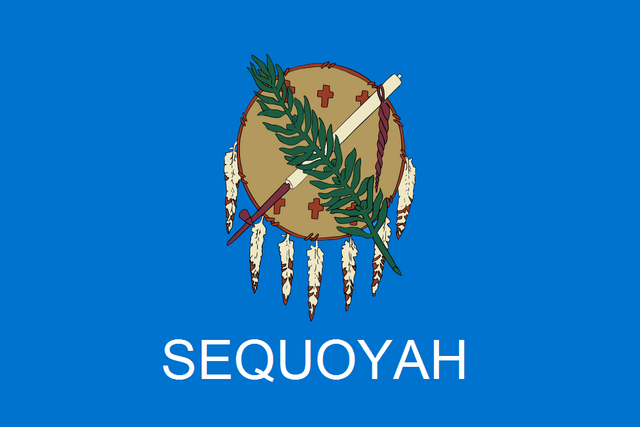 File:Flag of Sequoyah.png