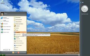 Longhorndesktop