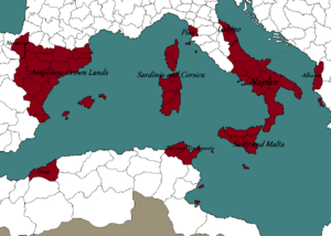 Aragonese Influence