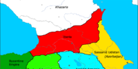 First Iberian Kingdom (Caucasus) (Saint Muhammad)