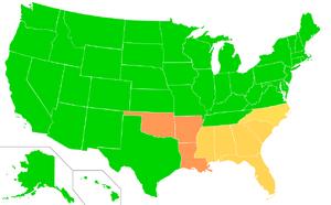2004 Democratic Primary Results