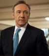 Kevin Spacey Frank Underwood