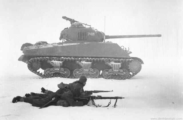 File:Yugoslav Army, ca. 1950.jpg