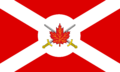 Flag of Canada (Mondo de Scopatore)