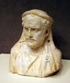 Priest Roman Bust