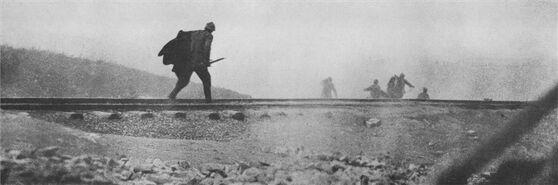 Fleury Ravine Verdun