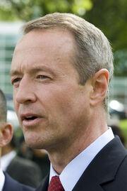 Martin O'Malley 2010