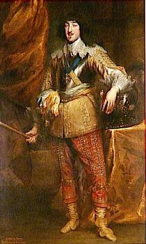 Hywel III in 1640.jpg