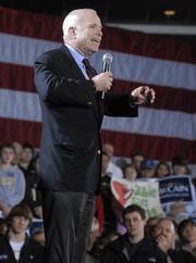 President McCain Election 2004