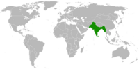 British Raj (The Empire Survives)