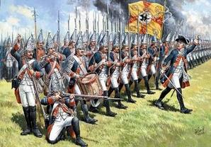 XVIII Century Warfare