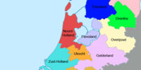 Provinces of the Benelux (Lowlands Combined)