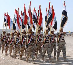 Iraqi Army Parade