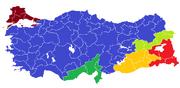 Partitioned Turkey(admin)