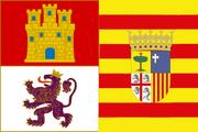 Castille y Aragon Flag