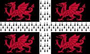 Brythonic Flag 2