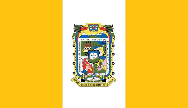 File:Bandera de Puebla.png