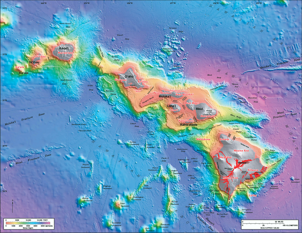 File:776px-Bathymetry image of the Hawaiian archipelago.png