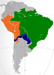 Bolivian partition first proposal