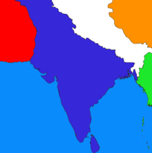 New Maurya Empire