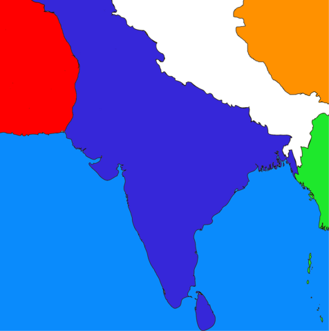 File:New Maurya Empire.png