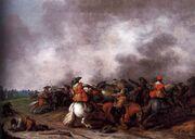 Palamedes Palamedesz. - Cavalry Battle - WGA16882