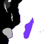 Madagasikara 1540