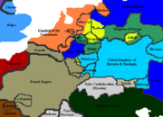 Europe 1760