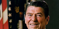 Ronald Reagan (What Luck!)