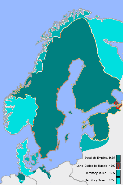 Sweden Toyotomi Alternative History FANDOM Powered By Wikia - Sweden map history