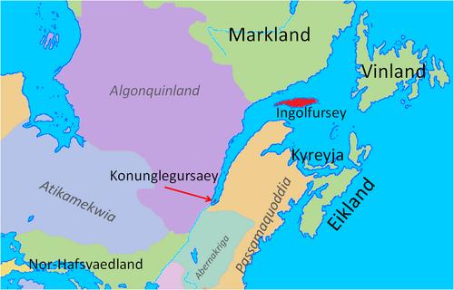 Ingolfursey Fylkír (The Kalmar Union)