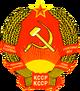 Kazakh SSR COA