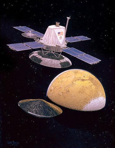 File:466px-Viking Orbiter releasing the lander.jpg