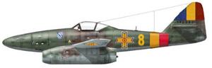 Romanian Me 262
