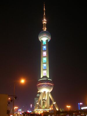 YUE Oriental Pearl Tower (VegWorld)