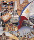 Philippine History Collage
