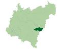 Deutschland Lage von Maehren.png